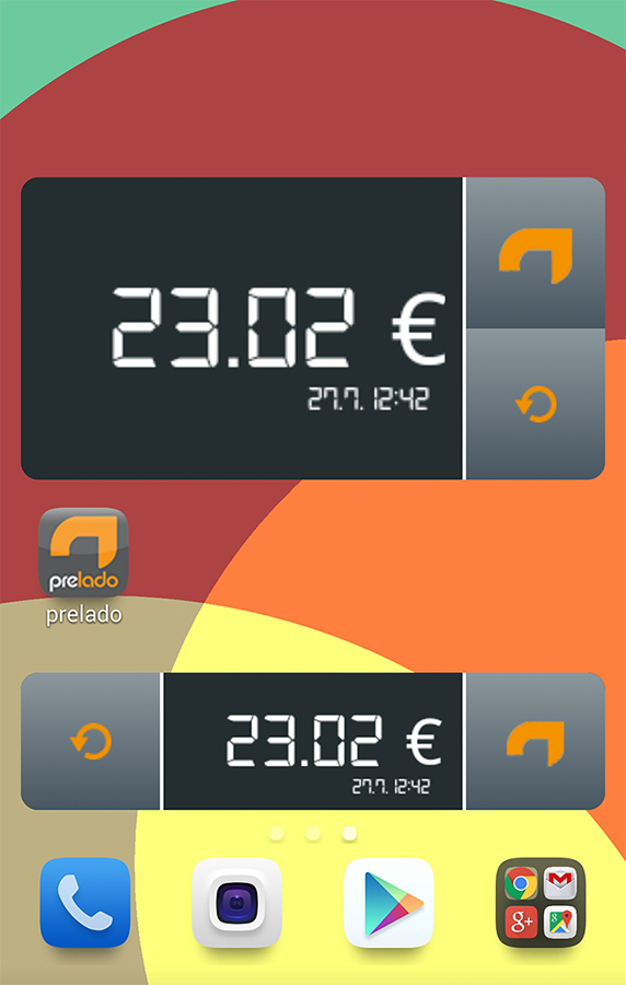 prelado - Prepaid Top-up- screenshot