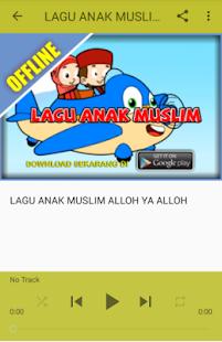 Lagu Anak Muslim Terbaru - náhled