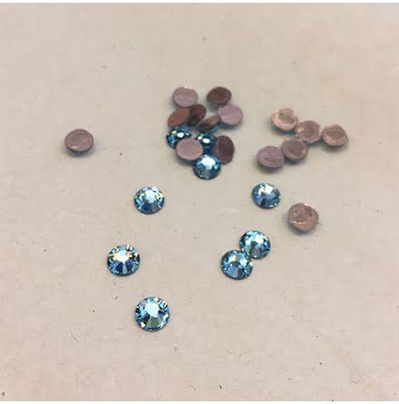 Swarovski Kristall - aquamarine
