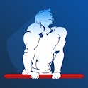Street Workouts Calisthenics : Trainer Fitness icon