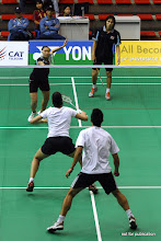 Photo: Badminton is a big deal in China