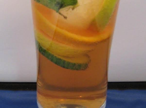 Fruit Cup Cordial Recipe