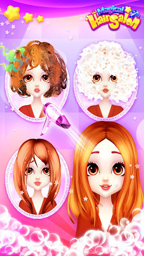 玩免費休閒APP|下載Hair Salon Games:Girl Makeover app不用錢|硬是要APP