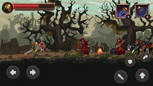 Mortal Crusade: Sword of Knight screenshot 1