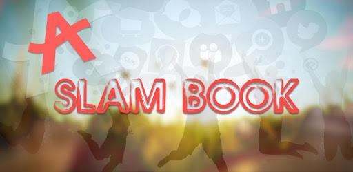 Slam Book Ppt