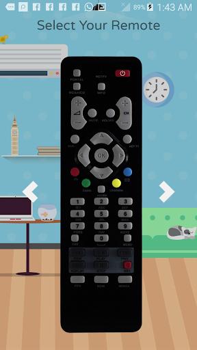 Remote Control For Net Digital screenshots 1