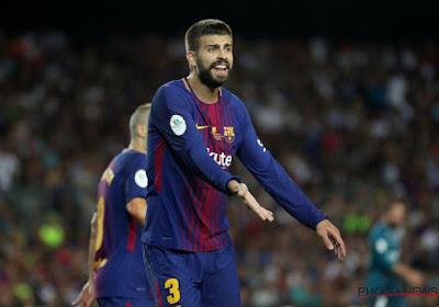 Gerard Piqué duidt de oorzaak aan voor de gemiste start van FC Barcelona