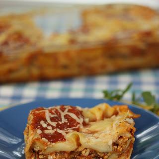 Chock-Full-O-Veggies Lasagna
