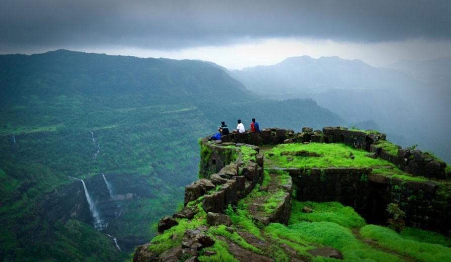Rajmachi trek near Mumbai