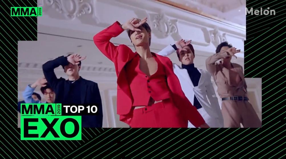 exo top 10