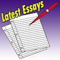 Latest English Essays icon