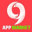 New advice for 9app Mobile Market icon