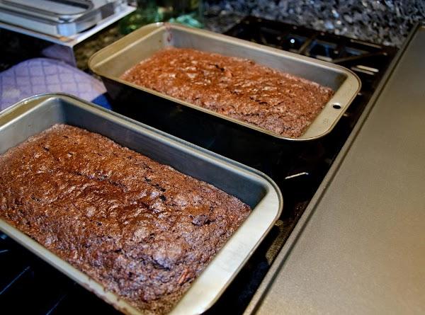 BAKE for 45 minutes, until bread tests done.