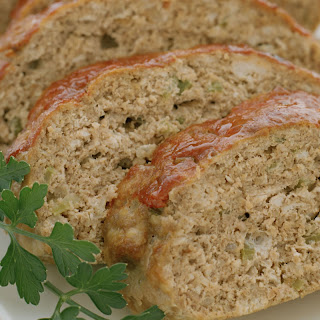 Healthy Makeover Meatloaf