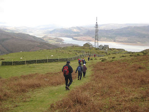 Photo: March 2009 - Barmouth Hills
