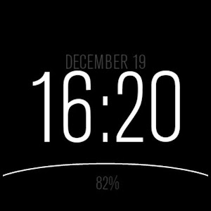 download Ezro Watch Face apk