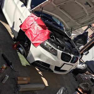 3シリーズ セダン  E90 LCI M sportのショックアブソーバーのカスタム事例画像 ナリさんの2018年12月30日17:29の投稿