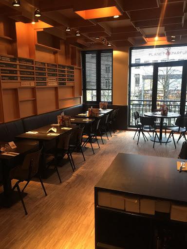 Ellis Gourmet Burger Antwerp