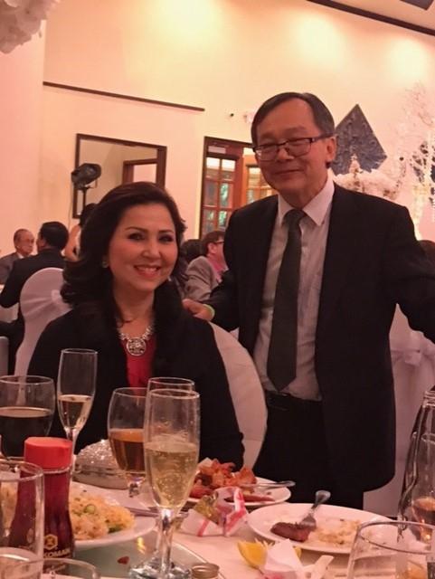 Dự đám cưới con của Tiến Việt k2  h12