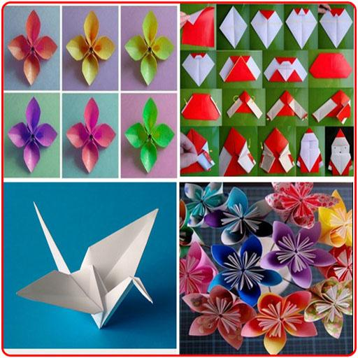 Origami Step By Step