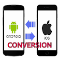 Convert Android To Iphone icon