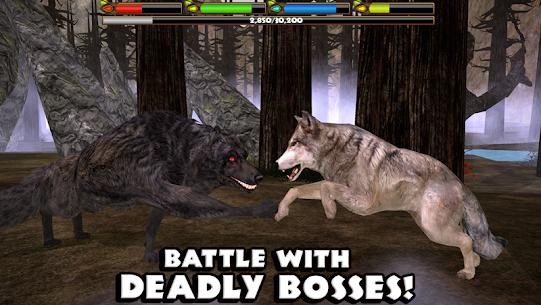 Ultimate Wolf Simulator [Mod] 5