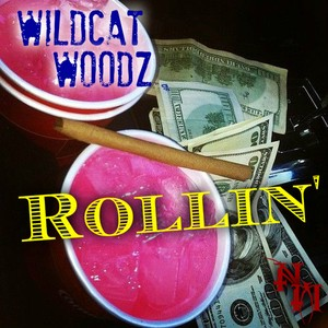 Cover Art for song Rollin'
