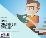 Online IAS Coaching in Gwalior – Chahal Academy