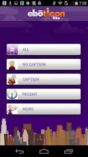 Eboticon LITE Animated Emojis!- screenshot thumbnail
