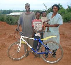 Photo: Family in Ghana