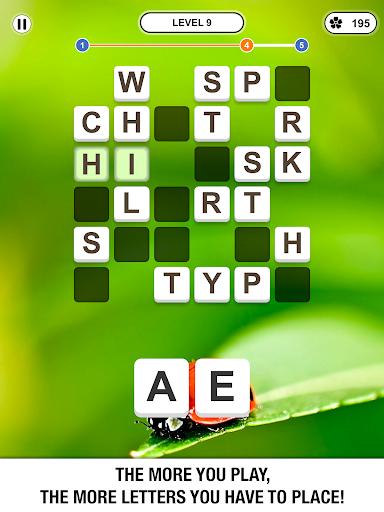 Word Crossing u2219 Crossword Puzzle 2.4.6 screenshots 7