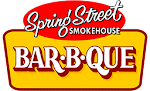 Logo for Spring Street Smoke House