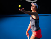 Elise Mertens speelde nog nooit tegen haar volgende tegenstandster Gasparyan