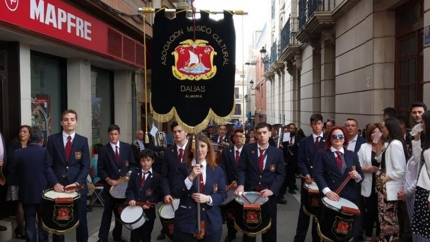 Banda de Música de Dalías.