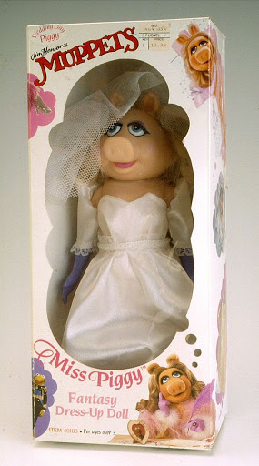 Doll:Wedding Day Piggy