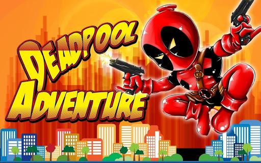 JetPack for Deadpool