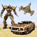 US Army Jet Robot transformation Car Tank War 1.0.2
