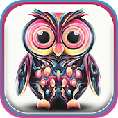 Cute Owl Live Wallpaper