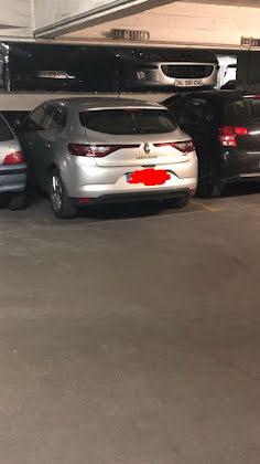 Vente parking 9 m2