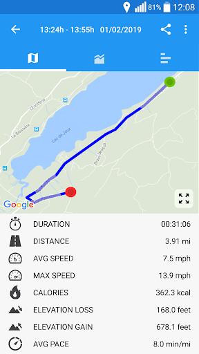 Running & Jogging 1.1.37 gameplay | AndroidFC 2