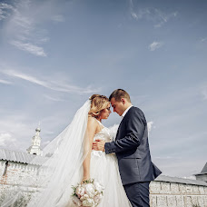 Wedding photographer Anna Grishenkova (nyutaG). Photo of 20.01.2018