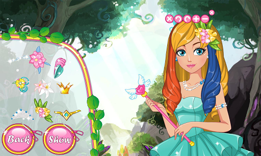 Fairy Hair Salon for PC