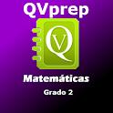 QVprep Matemáticas Grado 2 icon