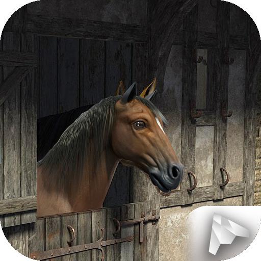 Farmer Riding Horse