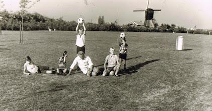 Photo: Recreatieoord 1971