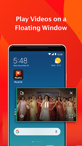Video Player - All Format HD Video Player - PLAYit android2mod screenshots 4