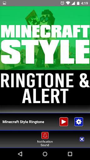 Ringtone Of Minecraft Style  screenshots 3