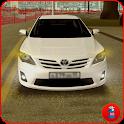 Corolla GLI: Extreme Offroad Hilly Roads Drive icon