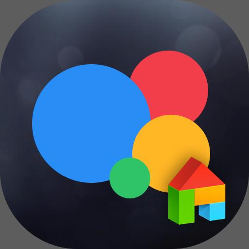 Gravity LINE Launcher theme (app)