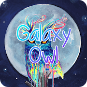 Free Download Galaxy Owl Font for FlipFont,Cool Fonts Text Free APK for Samsung
